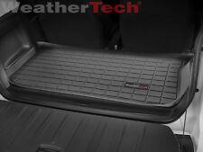 WeatherTech Cargo Liner Trunk Mat for Smart Car Fortwo - 2008-2015 - Black