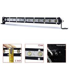 "LED Light Bar KAWELL 36W CREE Light Bar Ultra-Thin 13"" 2520LM 60 Degree Flo"