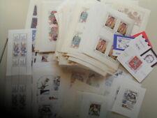 TSCHECHOSLOWAKEI, feinst postfrische Sammlung der Kleinbögen aus 1966 bis 1993
