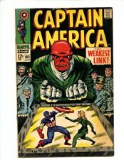 Captain America #103 (1968) Red Skull Cover FN/VF 7.0