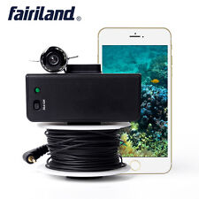 10Wifi fish finder wireless phone APP fishfinder 3.0 megapixel underwater finder