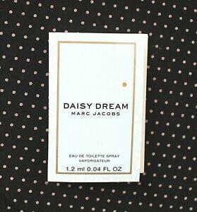Daisy Dream Marc Jacobs Perfume Sample Trial Size .04 oz