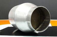 """3"""" 76mm Magnaflow Universel Haut Débit Sport Pot Catalytique 200 Cellule 59959"""