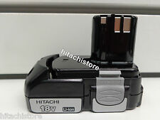 BATTERIA BCL1815 HITACHI ORIGINALE 18 VOLT 1,5 AH LITIO PESO 0,45 KG.