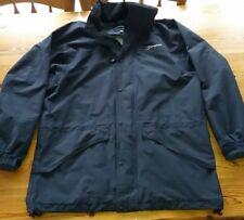 Mens Berghaus waterproof GoreTex jacket Size M Blue
