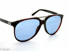Special Offer___GUCCI  3501S  3501  HAVANA/BLUE 80676  Sunglasses
