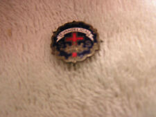 Vintage Evangelical Pin with Crown Cross Little's System