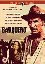 Barquero - Lee Van Cleef Kerwin Mathews (DVD, 2009) Classic Western