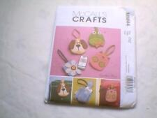 Craft Pattern McCalls 5644 Frog cat dog cell phone case