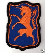 United States 6th Cavalry Regiment Patch