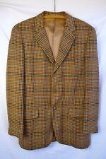 Blazer_Traditional_Houndstooth_Aquascutum_100% wool/tweed_Men's/40R