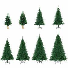 Árbol de navidad PVC edeltanne artificial abeto tannenbaum 60-270cm árbol de Navidad