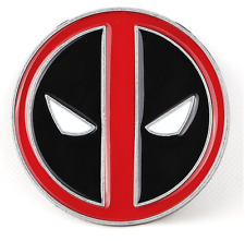 Deadpool Belt Buckle Superhero Belts Dawn of Justice Batman Stylish New Logo