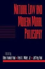 Natural Law and Modern Moral Philosophy  Paperback