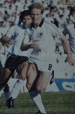 KARL-HEINZ RUMMENIGGE - A3 Poster (42 x 28 cm) - Fußball Clippings Sammlung NEU