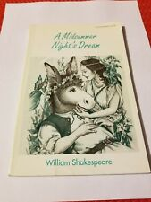 A Midsummer Night's Dream (Pacemaker Classics) Paperback-VERY GOOD-FREE SHIPPING