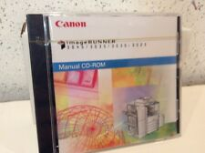 Canon Imagerunner 3045/3035/3030/3025 Manual Cd-rom Nos New Sealed