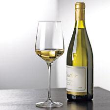 Wine Enthusiast 4 Set Fusion Infinity Chardonnay Chablis White Burgundy Glasses
