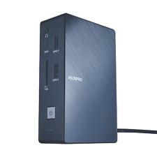 Asus SimPro Dock Docking Station USB-C, USB 3.1, HDMI, DP, VGA, SD