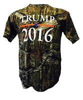 Trump Camo 2016 T-Shirt Unisex
