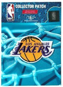 Los Angeles Lakers Patch Official NBA Basketball League Memorabilia Showtime