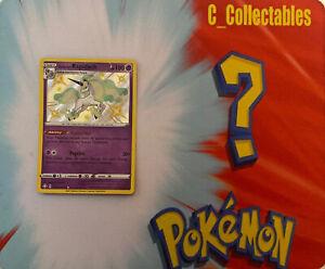 Pokemon Card Galarian Rapidash Super Shiny Vault Holo SV048/SV122  Shining Fates