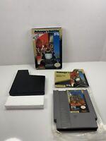 Nobunaga's Ambition Nintendo NES Complete In Box CIB Very Good
