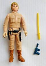 Vintage Luke Skywalker: Bespin Sable De Luz + Blaster Star Wars Figura 1980 no Coo
