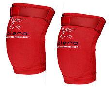 Islero Fitness Coussinets de Coude Protège à Élastique Support Mma Arts Martiaux