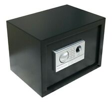 FINGERPRINT BIOMETRIC ELECTRONIC SAFE SECURITY BOX GUN CASH JEWELRY