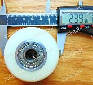 "Elliptical Wheel Roller - 1/2"" Nordictrack Reebok RBEL 780103 Part #306984"