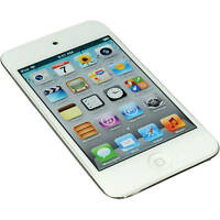Official Apple iPod Touch 4th Gen 64GB White *VGWC*+Warranty!!