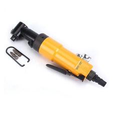 """1/4""""Pneumatic Air Screwdriver Reversible 90Degree Right Angle Repair Tool"""