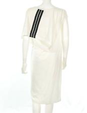 Y-3 Yohji Yamamoto Adidas White Shirt Dress 9510 Size XS