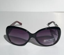 Fashion Nine West Womens Elegant Sunglasses Model Cat Eye NWT