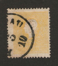 Austria 1859  #15a Loops in bow complete Fine used