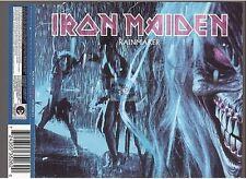 IRON MAIDEN rainmaker CD MAXI