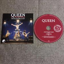Queen  CD Single Card Sleeve Another One Bites the Dust / Dragon Attack