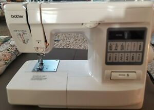 BROTHER SEWING MACHINE 273C w/ Controller Pedal Working EUC