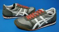 Asics Onitsuka Tiger Men's Ultimate 81 Casual Sneaker Size 12 Canvas Green HN201