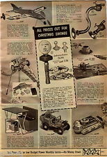 1969 ADVERTISEMENT Plane Star Trek Rocket Moon Ship Radio Control Cobra Skyway