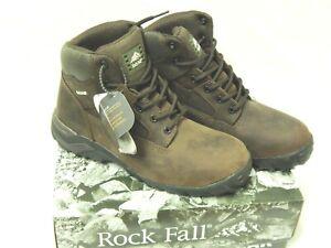 "Safety Boots, Rock Fall ""Flint"""