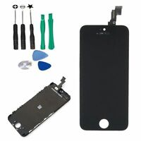 LCD Lens Touch Screen Display Digitizer Assembly Replacement for iPhone 5C Black