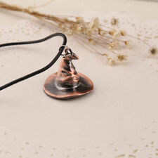 1x New Harry Potter Sorting Hat Pendant and Necklace.
