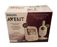 Philips AVENT SCD833/26 Video Babyphone ECO-Mode Gegensprechfunktion Babyfone #2