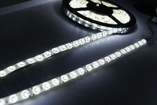 Tira de luz 5 metros 12V, SMD3528, 300 Led, Cinta Impermeable, Auto Adhesivo Cinta