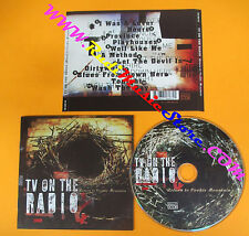 CD TV ON THE RADIO Return to cookie mountain 2006 Europe no lp mc dvd vhs (CS1)