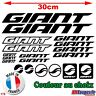 19 Stickers GIANT - Autocollants Adhésifs Cadre Velo Bike VTT Montain - 178