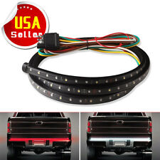 "60"" 5-Function LED Strip Tailgate Bar Reverse Brake Signal Light for Truck SUV"
