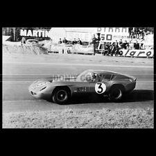 Photo A.013774 AC COBRA BOLTAN-SEARS 24 HEURES DU MANS 1964 LE MANS RACE
